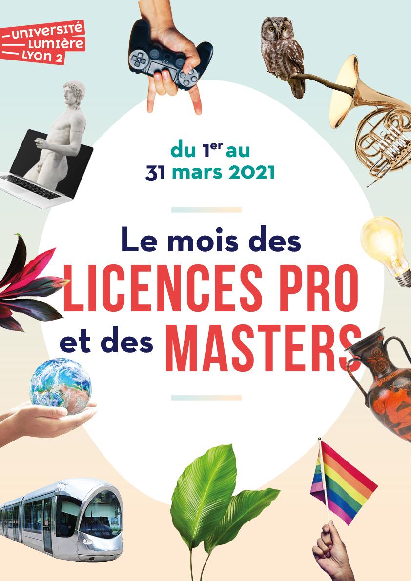Le mois des licences professionnelles et des masters